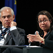 04 June 2015 - Belgium - Brussels - European Development Days - EDD - Growth , jobs and partnership with business - How to make a difference together in contributing to a sustainable and inclusive growth agenda - Laure Wessemius-Chibrac , Director for Investments , CORDAID © European Union