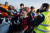 Europe's Migrant Crisis - Lesbos