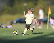 Oxford Park Commission soccer action at FNC Park in Oxford, Miss. on Monday, September 27, 2010.
