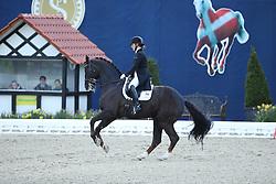 Kasprzak Anna, (DEN), Donnperignon<br /> Grand Prix Special<br /> Horses & Dreams meets Denmark - Hagen 2016<br /> © Hippo Foto - Stefan Lafrentz