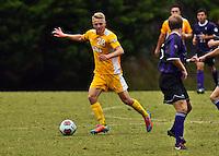 NCAA Men's Soccer: Furman blanks VMI, 3-0
