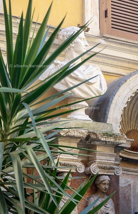 Rome, the coservative studio Merlini Storti