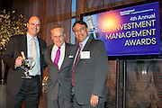 Institutional Investor magazine's 4th Annual U.S. Investment Management Awards recognized investment managers for their performance, innovation, achievements and contributions to the industry. Award nominees were honored and winners announced and awarded at a dinner and ceremony at the Mandarin Oriental in New York City on May 16, 2013.