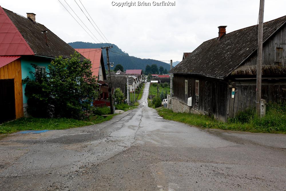 Malatina, Slovakia on Wednesday July 6th 2011.  (Photo by Brian Garfinkel)