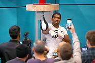 Anthony Joshua Media Workout - English Institute of Sport - 12 September 2018