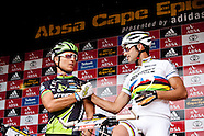 ABSA Cape Epic 2011 - Stage 4 - Worcester to Worcester