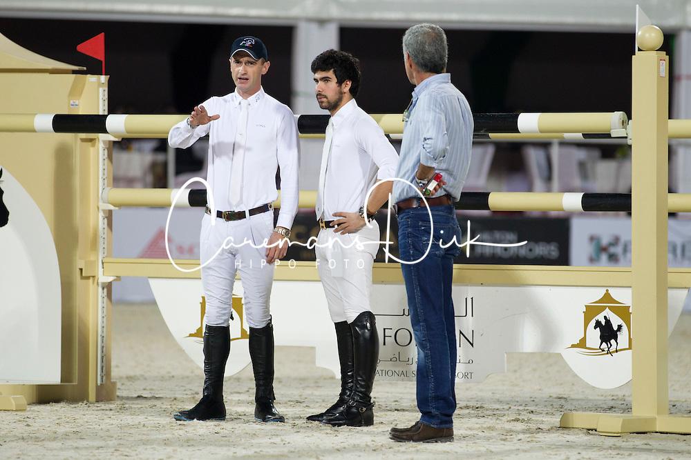 Lynch Denis (IRL) <br /> Final Global Champions Tour - Abu Dhabi 2012<br /> &copy; Hippo Foto - Cindy Voss