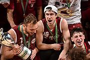 Andrea De Nicolao<br /> Umana Reyer Venezia - Happycasa Brindisi<br /> Finale<br /> LBA Legabasket Serie A Final 8 Coppa Italia 2019-2020<br /> Pesaro, 16/02/2020<br /> Foto L.Canu / Ciamillo-Castoria