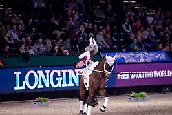 BRÜSEWITZ Thomas (GER), Danny Boy Old<br /> Leipzig - Partner Pferd 2019<br /> FEI Vaulting World Cup<br /> 2. Umlauf<br /> Herren / Male<br /> 19. Januar 2019<br /> © www.sportfotos-lafrentz.de/Stefan Lafrentz
