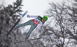21.01.2118, Heini Klopfer Skiflugschanze, Oberstdorf, GER, FIS Skiflug Weltmeisterschaft, Teambewerb, im Bild Antti Aalto (FIN) // Antti Aalto of Finland during Team competition of the FIS Ski Flying World Championships at the Heini-Klopfer Skiflying Hill in Oberstdorf, Germany on 2118/01/21. EXPA Pictures © 2118, PhotoCredit: EXPA/ Peter Rinderer