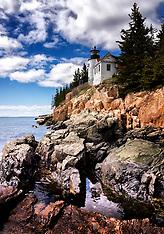 Maine Seascapes