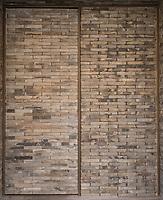design brick built door Shanghai China