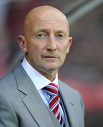 Crystal Palace Manager, Ian Holloway  - Photo mandatory by-line: Joe Meredith/JMP - Tel: Mobile: 07966 386802 27/08/2013 - SPORT - FOOTBALL - Ashton Gate - Bristol - Bristol City V Crystal Palace -  Capital One Cup - Round 2