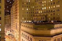 View at 14 Wall Street