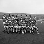 All Ireland Junior Football Final, Kerry v Wicklow.  Kerry Team..14.09.1969..