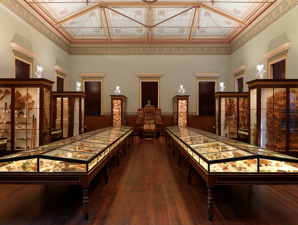 Museum of Economic Botany, Adelaide Botanic Gardens
