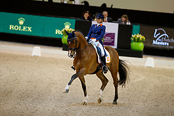 Meulendijks Anne, NED, MDH Avanti<br /> The Dutch Masters<br /> Indoor Brabant - 's Hertogen bosch 2018<br /> © Hippo Foto - Dirk Caremans<br /> 09/03/2018