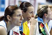 DESCRIZIONE : Riga Latvia Lettonia Eurobasket Women 2009 Semifinal 5th-8th Place Italia Lettonia Italy Latvia<br /> GIOCATORE : Laura Macchi<br /> SQUADRA : Italia Italy<br /> EVENTO : Eurobasket Women 2009 Campionati Europei Donne 2009 <br /> GARA : Italia Lettonia Italy Latvia<br /> DATA : 19/06/2009 <br /> CATEGORIA : ritratto delusione<br /> SPORT : Pallacanestro <br /> AUTORE : Agenzia Ciamillo-Castoria/E.Castoria