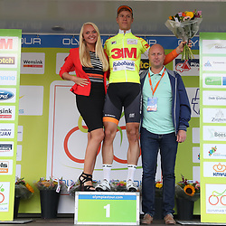01-10-2016: Wielrennen: Olympia Tour: Reuver<br />