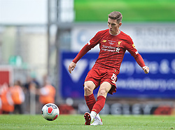 BRADFORD, ENGLAND - Saturday, July 13, 2019: Liverpool's Harry Wilson during a pre-season friendly match between Bradford City AFC and Liverpool FC at Valley Parade. (Pic by David Rawcliffe/Propaganda)