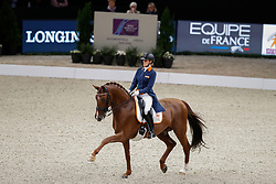 Witte-Vrees Madeleine, NED, Cennin<br /> LONGINES FEI World Cup™ Finals Paris 2018<br /> © Hippo Foto - Dirk Caremans<br /> 13/04/2018