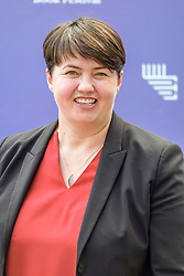Edinburgh Book Festival, Tuesday, 13th August 2019<br /> <br /> Pictured: Scottish Conservative leader Ruth Davidson <br /> <br /> Alex Todd | Edinburgh Elite media
