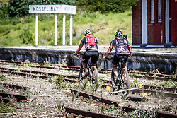 Destination Mossel Bay. Riders heading for home base in Mossel Bay during Stage 1 of the Cape Pioneer Trek, on 17th of October 2016<br /> <br /> <br /> Photo by: Oakpics/Cape Pioneer Trek/SPORTZPICS<br /> <br /> <br /> {dem16gst}
