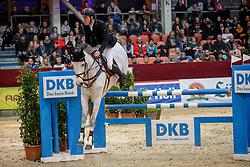 BORCHERT Max-Hilmar (GER), CENT-BLUE<br /> Neustadt-Dosse - 20. CSI Neustadt-Dosse 2020<br /> Preis der Deutschen Kreditbank AG<br /> Championat - Large Tour<br /> Int. Springprüfung mit 2 Umläufen<br /> 11.Januar 2020<br /> © www.sportfotos-lafrentz.de/Stefan Lafrentz