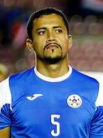Concacaf Gold Cup Usa 2017 / <br /> Nicaragua National Team - Preview Set - <br /> Erick Jose Tellez
