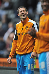 Conor Coady  Wolverhampton Wanderers, Derby County v Wolves, Ipro Stadium, Sky Bet Championship, Sunday 18th October 2015 (Score Derby 4, Wolves, 1)Derby County v Wolves, Ipro Stadium, Sky Bet Championship, Sunday 18th October 2015 (Score Derby 4, Wolves, 1)