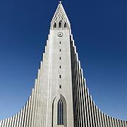 Hallgrímur Church(Hallgrimskirkja), Reykjavik, Iceland