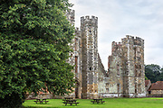Cowdray House, Midhurst, West Sussex, England, United Kingdom