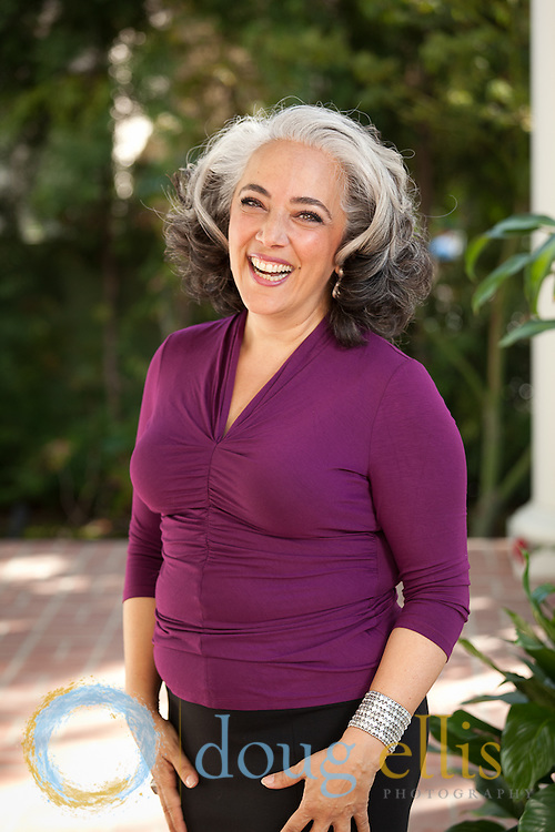 Liana Chaouli publicity portraits, Beverly Hills CA.