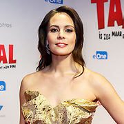 NLD/Amsterdam/20180115 - Premiere Taal is zeg maar niet echt mijn ding, Igone de Jongh