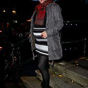 NLD/Amsterdam/20111026- Jubileumconceert Christina Deutekom, CDA politica zwangere Sabine Uitslag