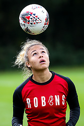 Ebony Salmon of Bristol City Women during training at Failand - Mandatory by-line: Robbie Stephenson/JMP - 26/09/2019 - FOOTBALL - Failand Training Ground - Bristol, England - Bristol City Women Training