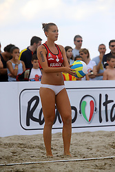 FIAMMA MAZZINI<br /> LEGA VOLLEY SUMMER TOUR 2014<br /> ALL STAR GAME SAND VOLLEY FEMMINILE 2013-2014<br /> RICCIONE (RN) 13-07-2014<br /> FOTO FILIPPO RUBIN
