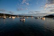 Lopez Island, San Juan Islands, Washington State