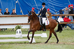 Kluytmans Ilonka, NED, Canna There He Is<br /> European Championship Eventing Landelijke Ruiters - Tongeren 2017<br /> © Hippo Foto - Dirk Caremans<br /> 28/07/2017