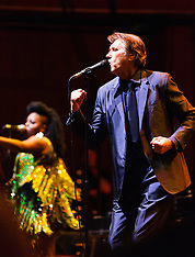 Bryan Ferry concert, Symphony Hall