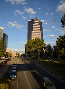 Congress Street, downtown Tucson, Arizona, USA.