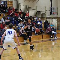 Men's Basketball: Lawrence University Vikings vs. Lake Forest College Foresters