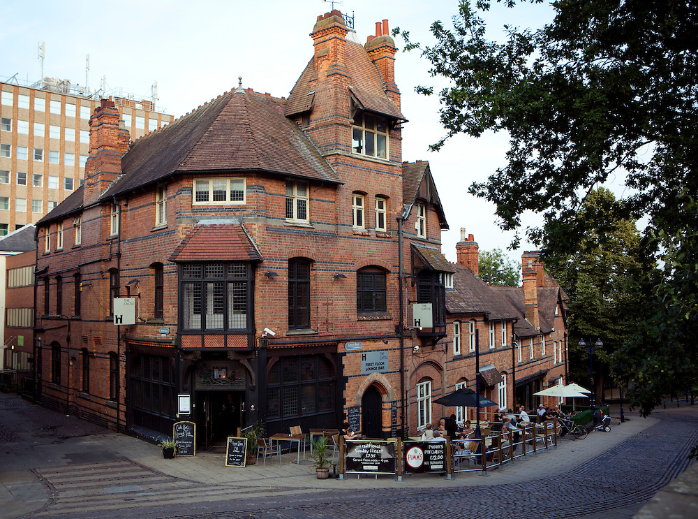 The Castle pub, Nottingham