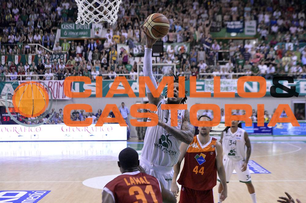 DESCRIZIONE : Roma Lega A 2012-2013 Montepaschi Siena Acea Roma playoff finale gara 4<br /> GIOCATORE : Daniel Hackett<br /> CATEGORIA : Tiro Penetrazione Sequenza Super<br /> SQUADRA : Montepaschi Siena<br /> EVENTO : Campionato Lega A 2012-2013 playoff finale gara 4<br /> GARA : Montepaschi Siena Acea Roma<br /> DATA : 17/06/2013<br /> SPORT : Pallacanestro <br /> AUTORE : Agenzia Ciamillo-Castoria/GiulioCiamillo<br /> Galleria : Lega Basket A 2012-2013  <br /> Fotonotizia : Roma Lega A 2012-2013 Montepaschi Siena Acea Roma playoff finale gara 4<br /> Predefinita :