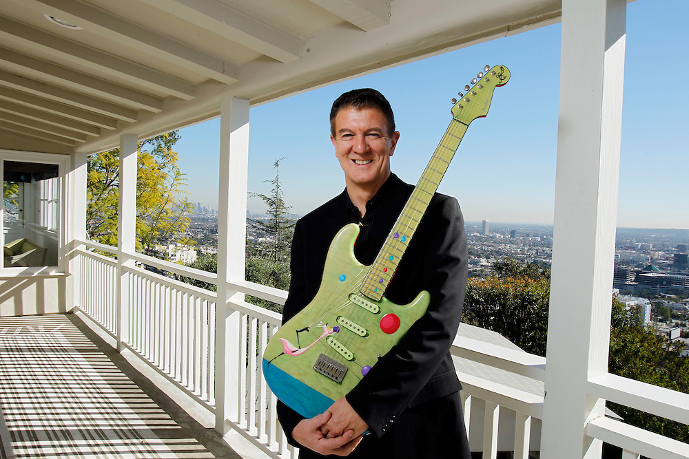 "Andrew ""Andy"" P. Mooney is the CEO of Fender Musical Instruments Corporation and former chairman of Disney Consumer Products."