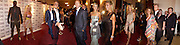 Seal, Victoria Silvsted,  Johnny  Elichaoff ( husband of Trinny Woodall) Andreas Kronthaler,  Eric Felner, Laura Bailey, Heidi Klum, Alice Evans, Gordon Ramsay and his wife Tanain, ,  GQ Man of the Year Awards, Royal Opera House, 2 September 2003. © Copyright Photograph by Dafydd Jones 66 Stockwell Park Rd. London SW9 0DA Tel 020 7733 0108 www.dafjones.com
