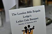 15th Sept - London Rifle Brigade Ladies Night 2018