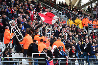 Supporters Reims - 22.03.2015 - Reims / Monaco - 30eme journee de Ligue 1 -<br /> Photo : Dave Winter / Icon Sport