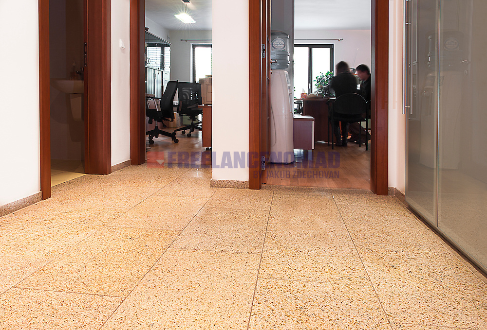 G682 Padang Yellow polished Granite Natural Stone flooring interior tiles project realization