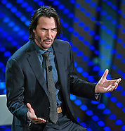 Keanu Reeves - San Remo Music Festival